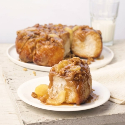 Amazing Apple Sticky Buns
